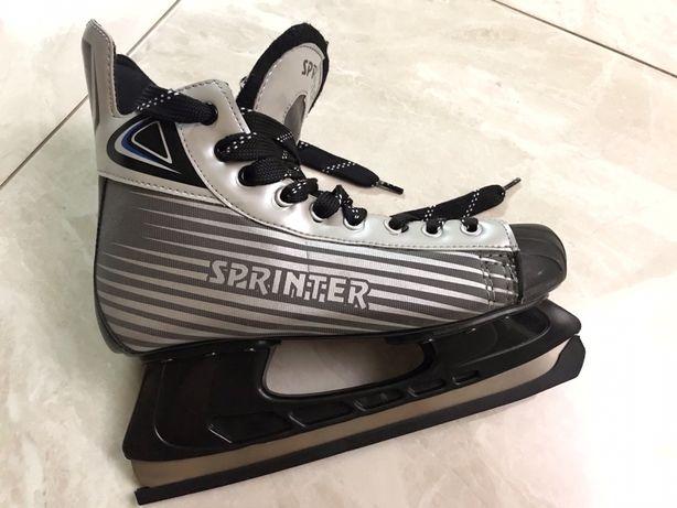 Коньки хоккейные Sprinter Размер 41.