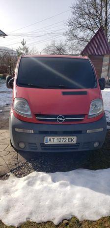 Opel vivaro  грузовий