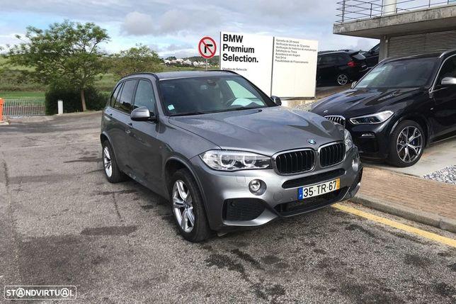 BMW X5 (X5 25 d sDrive Pack M)