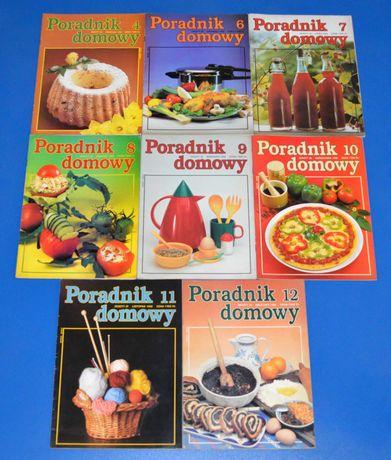 Poradnik domowy - czasopismo - 1992