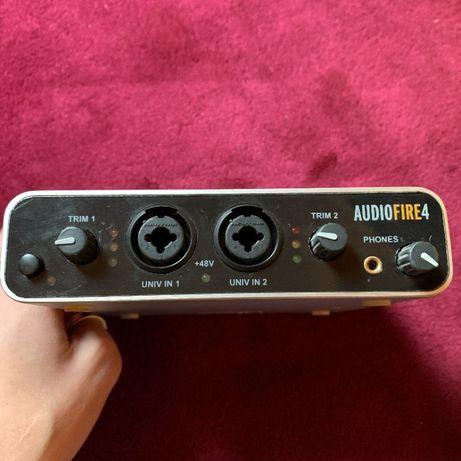 Звуковая Карта Echo Audiofire 4 (аудиоинтерфейс)
