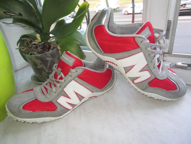 Кожаные кроссовки Merrell 43 р
