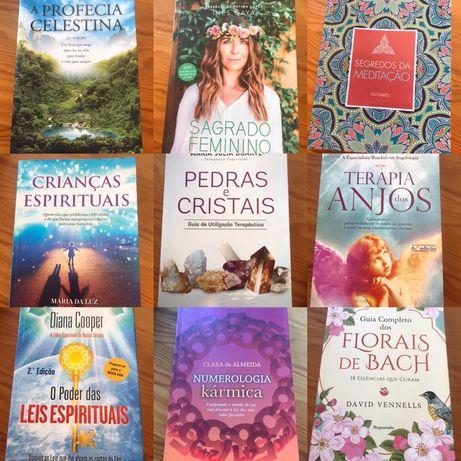 Vendo livros espiritualidade/auto-conhecimento