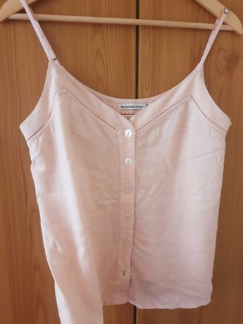 Abercrombie&Fitch morelowy top M