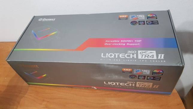 Enermax LIQTECH TR4 II 360 RGB  AIO wodne chłodzenie TR4 x399
