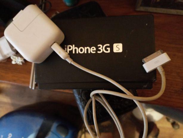 Оригинальная зарядка на iphone 3gs