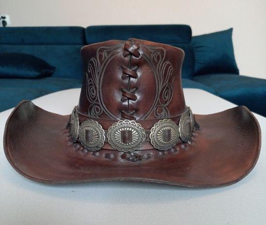 Kapelusz kowbojski - rękodzieło