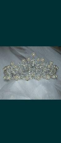 Свадебная корона, тиара, диадемма