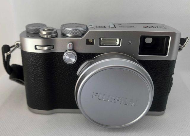 Maquina Fujifilm X100 f