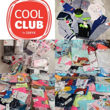 Сток детский оптом Cool Club, OVS, George, Lupilu