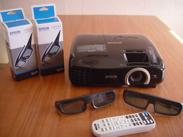 Projector Epson EH-TW5200 full hd 3D.