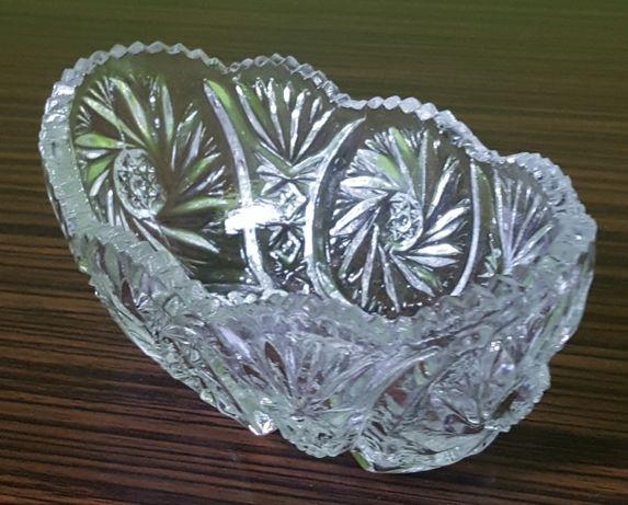 Kryształowy półmisek
