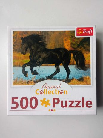 Puzzle trefl 500