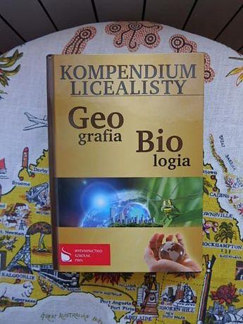 Repetytorium licealne - geografia i biologia