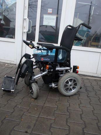 Wypożyczenie - wózek inwalidzki elektryczny, łózko, chodzik/ ręczny