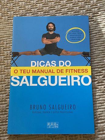 Livro dicas do Salgueiro - o teu manual de fitness