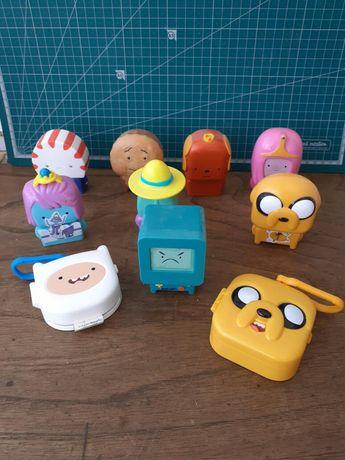 Coleções brinquedos happy meal. Barbie, tmnt, pets, transformers, DC