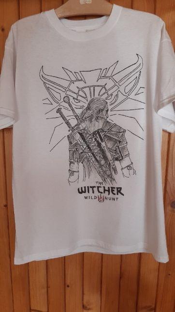 koszulka ręcznie malowana nr 5