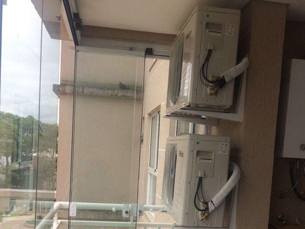 Reparaçao /manutençao /instalaçao de ar condicionado e aquecimento