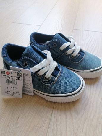 buty trampki roz 30 reserved nowe wkladka 19 cm