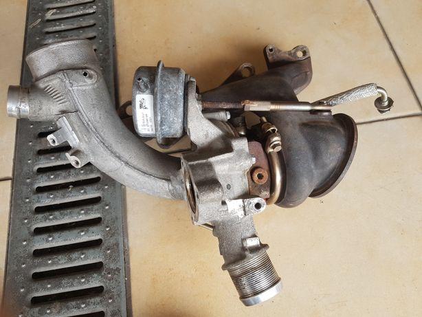 Turbosprężarka Opel Astra J  1.4  A 14 NET