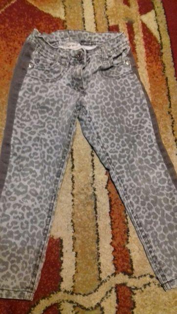 Spodnie z lampasami 98cm