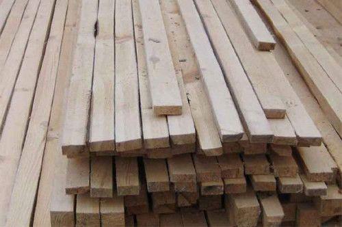 Рейка деревянная. Лесосклад. Низкие цены - лучшее качество