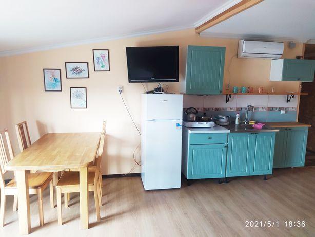 Затока Каролино-Бугаз, 4-х мест.люкс со своей кухней! Июнь 200грн/чел!