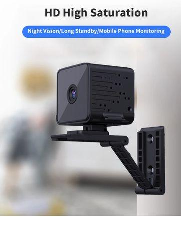 Camera a bateria Video Vigilância WIFI Visão Noturna Deteção Movimento