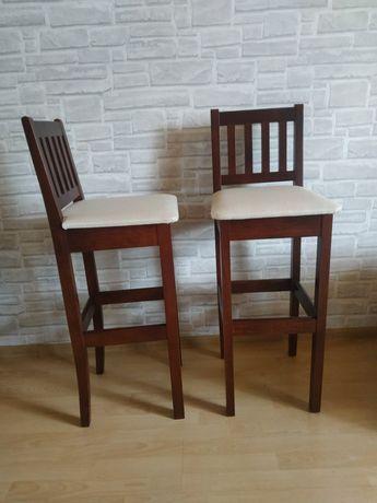 Hoker, krzesła barowe