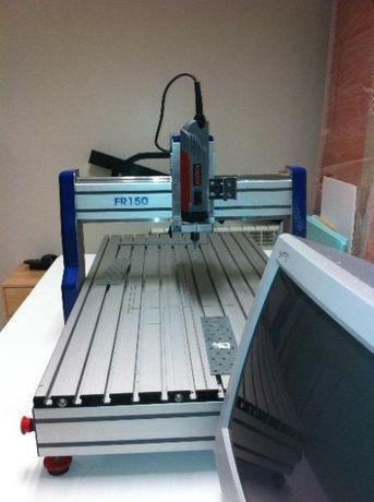 Fresadora CNC FR 150 CENECE