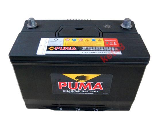 Akumulator bezobsługowy 70Ah 550A L+ DELKOR PUMA JEEP 4x4 RANGE ROVER