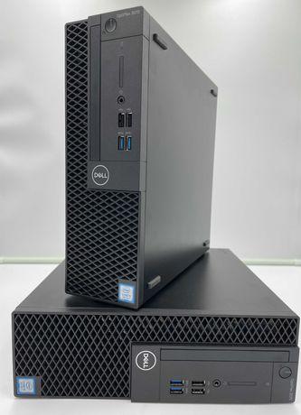 Komputer DELL OPTIPLEX 3070 SFF i5-9500 8GB 256GB NVMe Jak nowy!