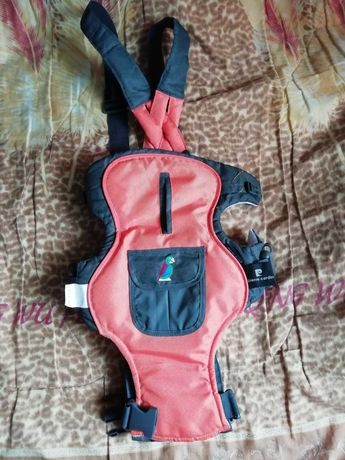 Кегурушка-рюкзак