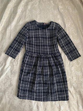 Жіноче тепле плаття (розмір S-M)