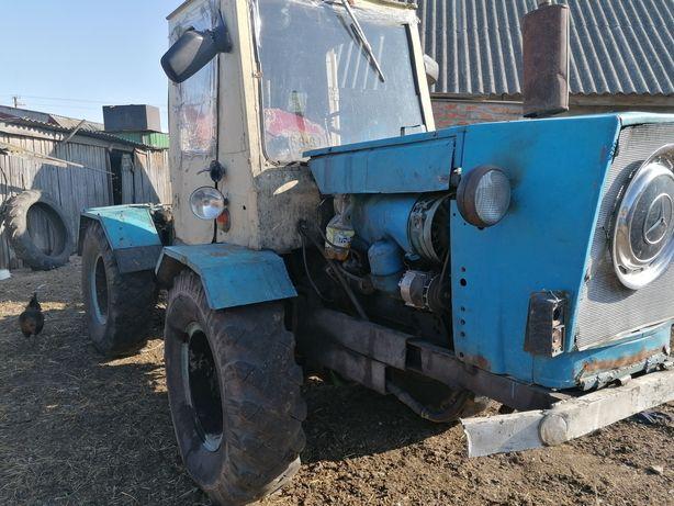 Трактор Дт 34 самоклеп