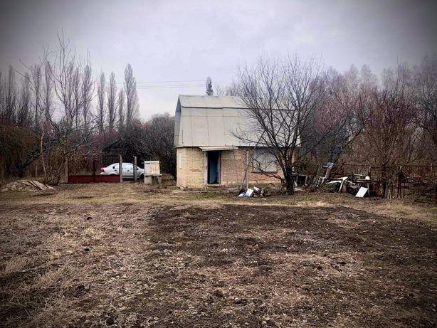 Дачный домик на участке 11 соток. с. Хмелевик