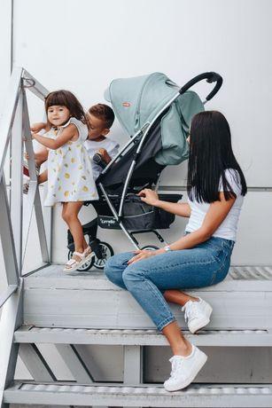 Детская прогулочная коляска книжка Carrello Gloria