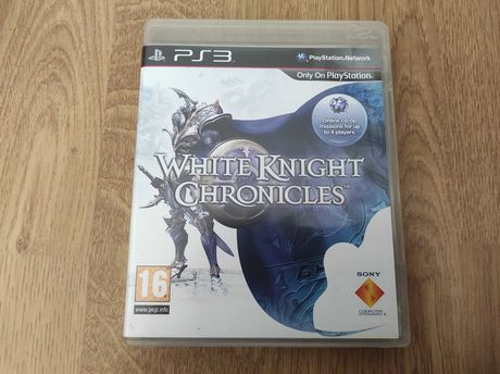 White Knight Chronicles Playstation 3 PS3