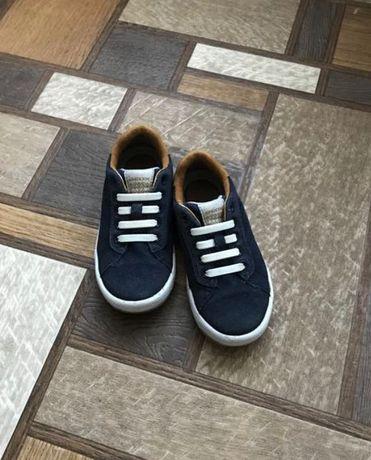 Очень крутые кеды ботиночки Geox
