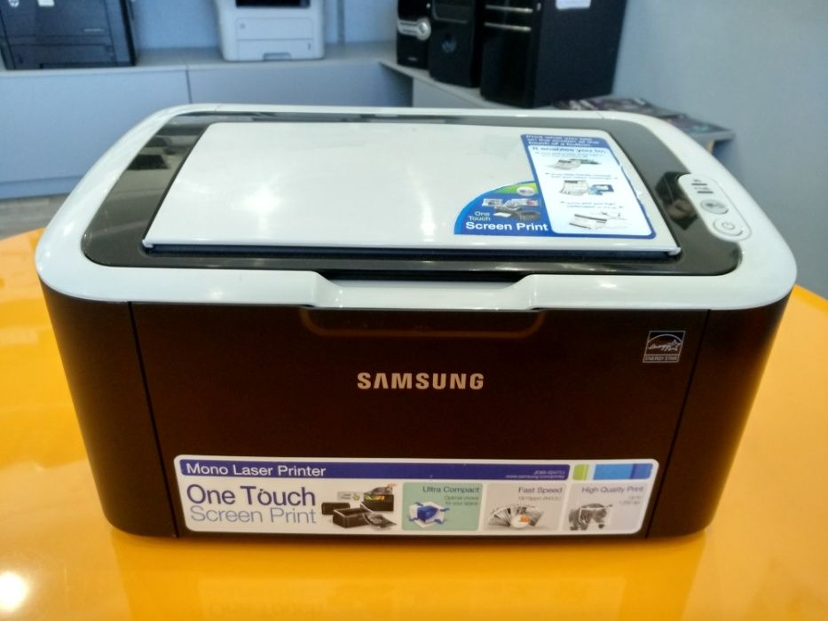 Принтер лазерный Samsung ML-1860 (ГАРАНТИЯ)