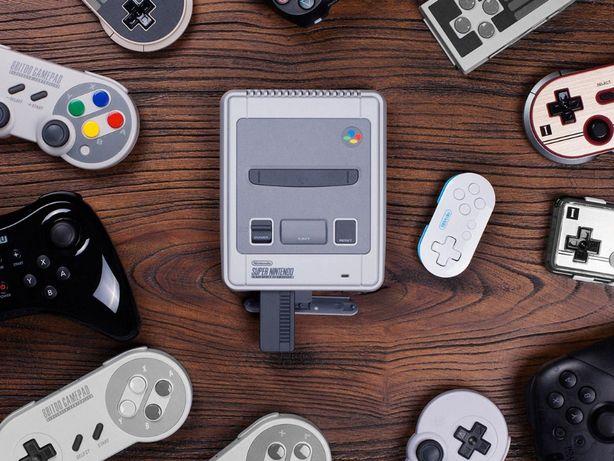 Retro Receiver para Nintendo Classic Mini NES e Mini SNES