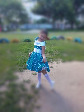 Платье выпускной в садик