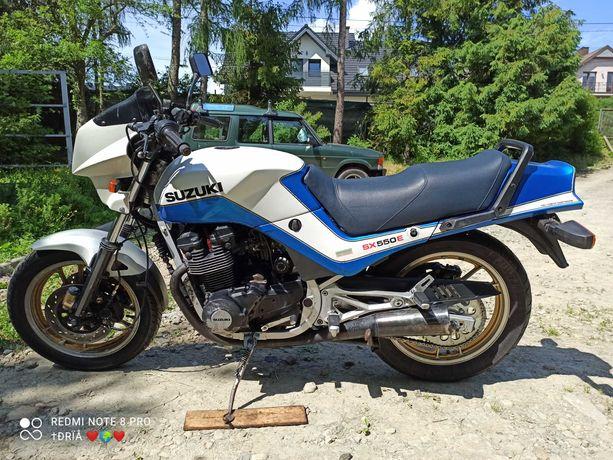 Suzuki GSX 550 E