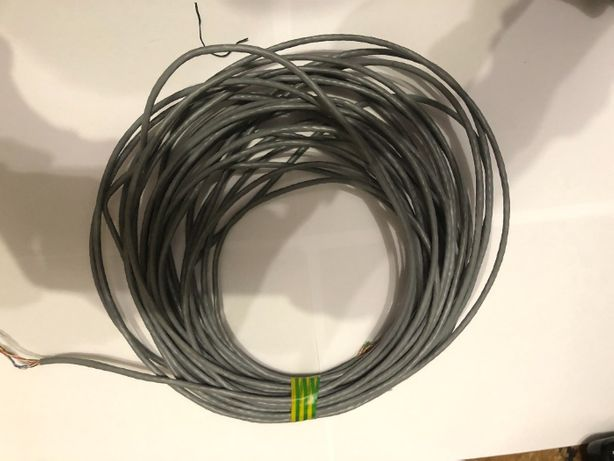 Kabel ethernet RJ45, UTP, skrętka, do interntu, LAN 19m
