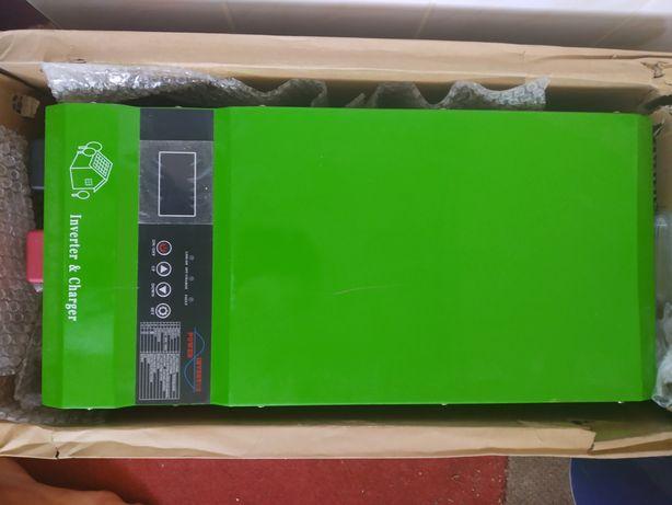 Гибридный ИБП 5000 Вт 48В ДБЖ UPS 5 10 кВт для автономной солнечной ЭС