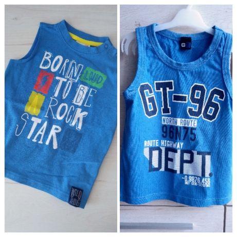 Coccodrillo & GT 2pak koszulka podkoszulek 98
