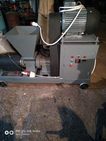 Пресс для брикетов шнековый Pini&Kay 200 кг/час