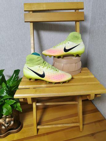 Копы бутсы Nike Magista Orden II40 размер 25 см ОРИГИНАЛ