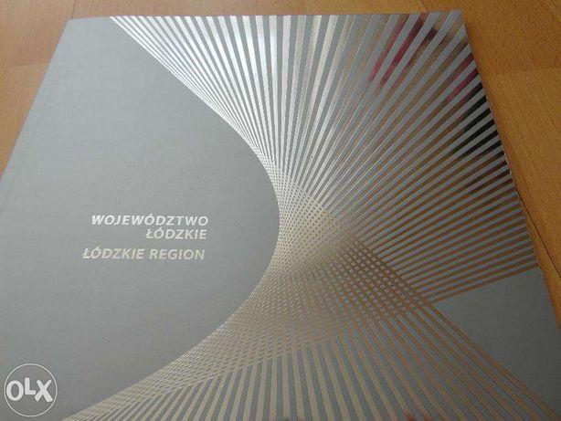 Województwo Łódzkie, Łódź album, książka, broszura, kultura, przyroda